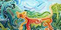 Macro Watercolor (Animal)