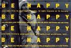Be Happy Fine Art Seriograph